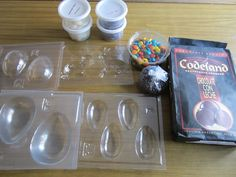 Cocina de pascua, parte 2: huevos de chocolate | Sabor Pastel