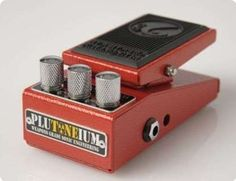 #hand-built #Chi-Wah-Wah #Bass Plutoneium #Effect #Pedal #Vintageandrare #Vintage #rare #instruments #music