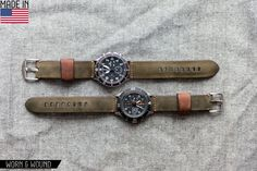 http://shop.wornandwound.com/collections/straps/products/model-1-horween-olive