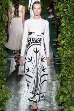 Valentino Fall 2014 Couture. I wouldn't even wear it. I would just look at it in my closet and it would fill me with joy.