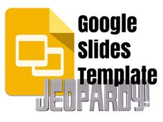 Review And Teach With These Free Jeopardy PowerPoint Templates - Google drive slides templates
