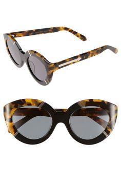 74746fa9cc  Flowerpatch - Arrowed by Karen  48mm Cat Eye Sunglasses