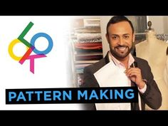 Making a Pattern from Draped Muslin: Design School with Nick Verreos (+p...