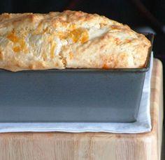 Quick Sour Cream Cheese Bread