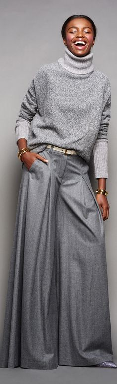 J.Crew RTW Fall 2015 This is so me it's ridiculous!!!