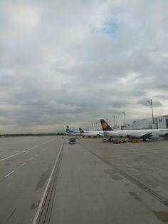 """""""Lufthansa"""" Napoli→Munich (Maggio)"""