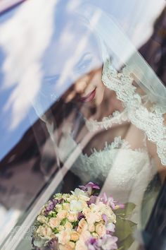 Beautiful bride by ZagreanViorel