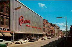 Main Street, Oneonta, NY.