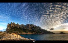 Panorama Ile Maïre, l'île aux singes, #Marseille (par Cilou101)