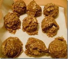 Almond butter protein balls-Arbonne cleanse