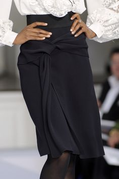 anything oscar de la Renta inspires me. I don't care if its 1960 or current.