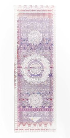 Printed Yoga Mats By La Vie Boheme Yoga