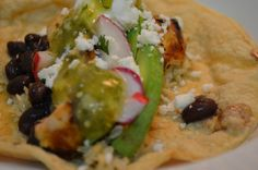 Lime Chicken Tacos with Tomatillo Salsa - My Halal Kitchen | Inspiration for Wholesome Living - Simple Recipes and Useful Household Tips