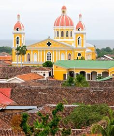 On the list of 'Worlds underrated cities Granada, Nicaragua' AGREED such a beautiful city!