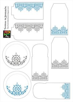 Handicraft Tutorial: 30 Tags free printable