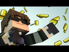 Minecraft Short Animation: What just happened...