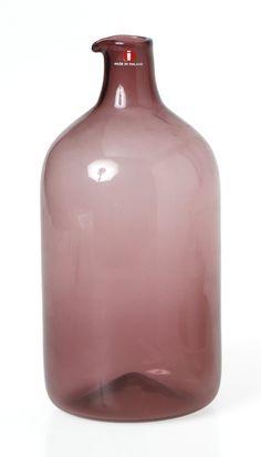 Bottle, Timo Sarpaneva 1950s, Iittala Finland