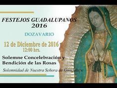 El Rincon de mi Espiritu: Misa Solemne de las Rosas, 12 de Diciembre de 2016...