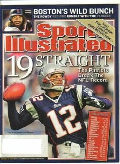 05e8c7414 95 Best Patriots Magazine Covers and Newspapers images in 2019 ...