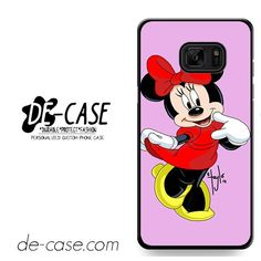 Minnie Mouse DEAL-7338 Samsung Phonecase Cover For Samsung Galaxy Note 7