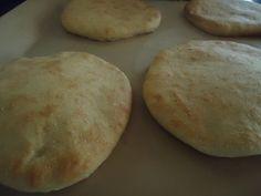 Easy Pita Bread