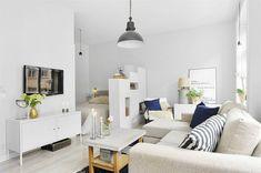 При правильном подходе к зонированию даже из небольшой квартиры можно сделать абсолютно функциональное место жительства.
