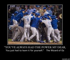 Love my Kansas City Royals!!
