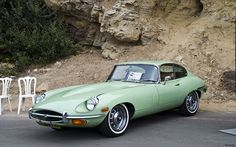 1969 Jaguar XKE Maintenance/restoration of old/vintage vehicles: the material for new cogs/casters/gears/pads could be cast polyamide which I (Cast polyamide) can produce. My contact: tatjana.alic@windowslive.com