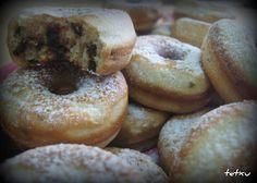 Donuts con la Donutera del Lidl por Entre pucheros y recetas Lidl, Cocinas Kitchen, Food N, Doughnut, Desserts, Appetizers, Breakfast, Pastries, Food