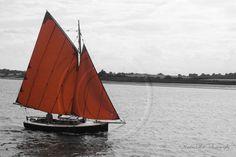 #Yacht - Scarlet Sails - #Canvas Print of your choice http://www.photofocusstudio.com/