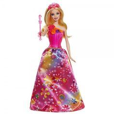 Papusa Printesa Alexa Barbie Si Usa Secreta