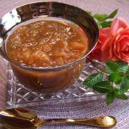 Mermelada ligth de frutas al aroma de menta