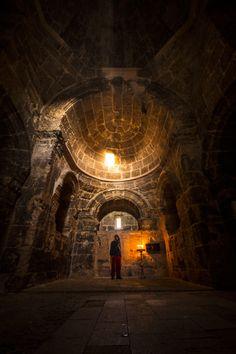 Deyrulzafaran Manastırı by hamdi yaman on 500px.........Deyrulzafaran Monastery/Mardin/Turkey