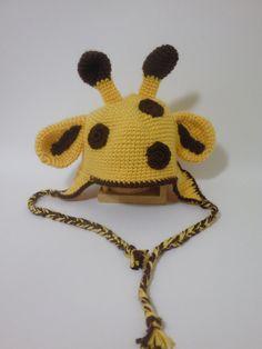 Giraffe Hat Last time offer by LittleMommaBoutique on Etsy, $10.00