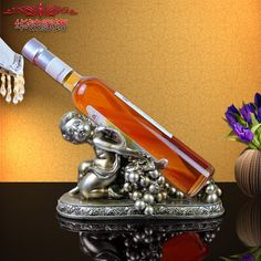 Find More Figurines & Miniatures Information about 2016 New Special Offer Home Decoration Accessories Resin Crafts Vine Wine Rack Office Decor Child Study ,High Quality study from Wooden box / crafts Store on Aliexpress.com