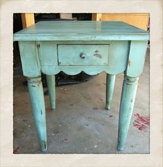 Waxing Your Furniture