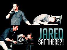 "Matt Cohen & Richard Speight Jr. of Supernatural - ""Jared sat there?!"""