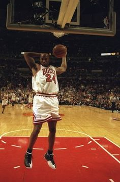 Chicago Bulls - Scott Burrell : 1997-1998