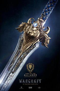 Warcraft - affiche Alliance