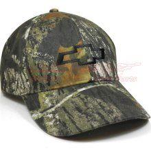 emChevrolet em 3d Logo Mossy Oak emBaseball Hat em f5654b94c848
