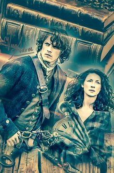 #Outlander #OutlanderClan follow us share saga @Writer_DG phrases in English-Spanish with Digital Art #outlander