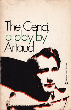 Artaud -  The Cenci