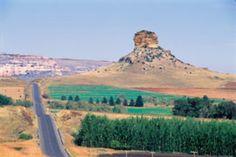 Korannaberg Pass               Clocolan, Free State