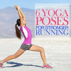 Day 17 - 6 Yoga Poses for Stronger Running DAY 18 - REST