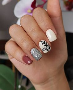 Stamping, Nailart, Daisy, Make Up, Beautiful, Beauty, Fashion, Nail, Flower