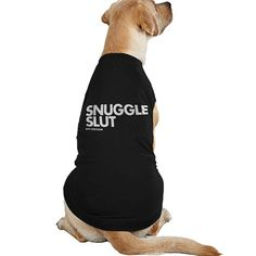 Your pets will look as stylish as you with funny pet shirts and punk dog clothes from Inked Shop. We have skull dog collars, rocker pet charms, and more. Funny Tank Tops, Funny Shirts, Tattoo Clothing, Dog Shirt, Pet Clothes, Snuggles, Puppy Love, Best Dogs, Fur Babies