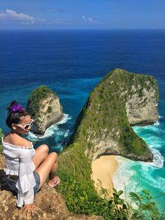 Loc: klingking beach, Nusa Penida, Bali