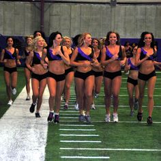 The NFL Cheerleader Workout: