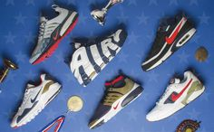 Nike Olympic Pack Sneakers 2016 | Solecollector