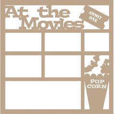 At the Movies - Overlay